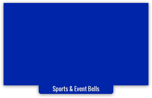 Shop Bevin promotional sporting cowbells and event bells