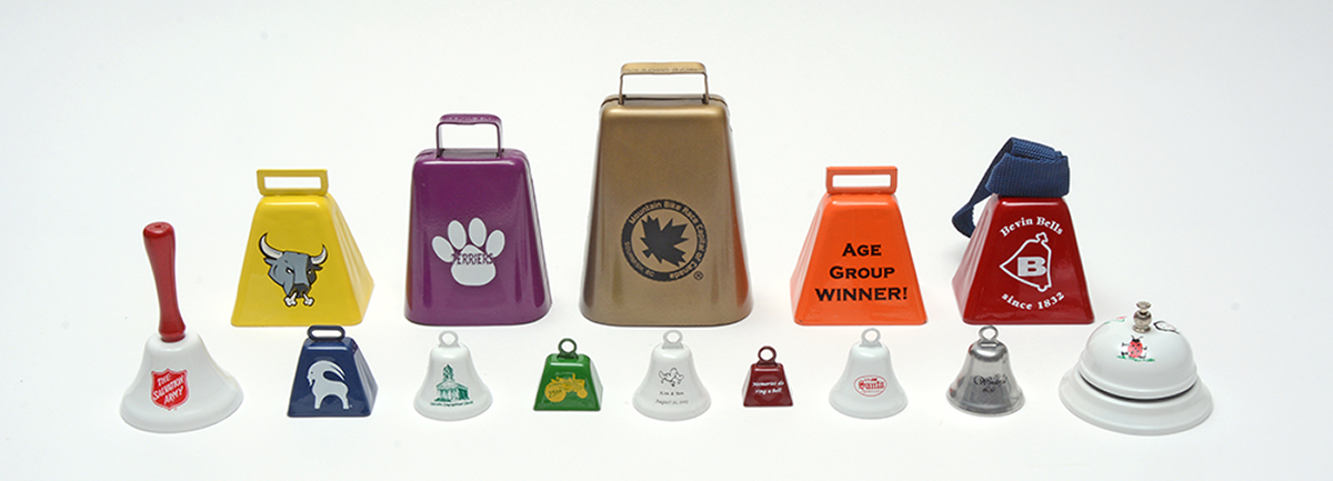 Customizable Sports Booster & Souvenir Bells