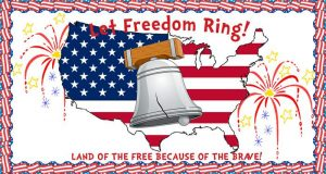 Let Freedom Ring - Ring those Bells