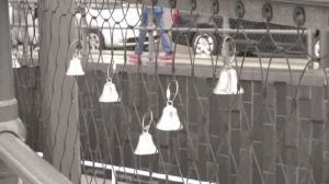 Bells on Bridge of Hope